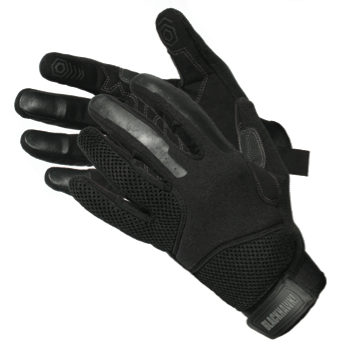 Rukavice BLACKHAWK! HOT OPS VENTILATED WEATHER GLOVES BLACK