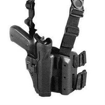 Stehenní holster Serpa Level 2 Blackhawk!